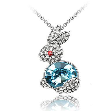 Pentru femei Coliere cu Pandativ Bijuterii Bijuterii Cristal Ștras Aliaj Modă Euramerican Bijuterii Pentru Nuntă Petrecere
