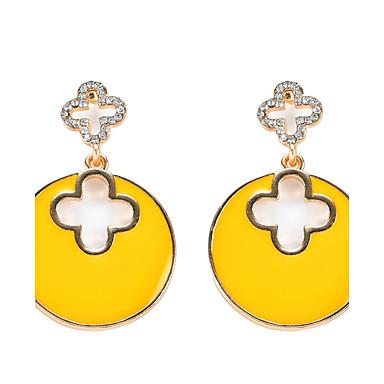Dames Druppel oorbellen Bohémien arylic Legering Sieraden Feest Dagelijks Causaal Toneel Kostuum juwelen