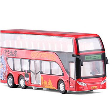 Spielzeug-Autos Bauernhoffahrzeuge Spielzeuge Auto Bus Metalllegierung Stücke Unisex Geschenk