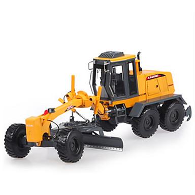 KDW Speelgoedauto's Boerderijvoertuig Speeltjes Groot formaat Automatisch Metaallegering Stuks Unisex Geschenk