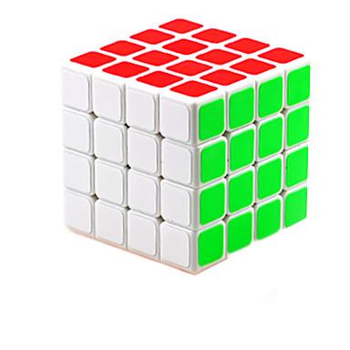 Rubiks kubus Wraak 4*4*4 Soepele snelheid kubus Magische kubussen Puzzelkubus Gladde sticker Kunststoffen Vierkant Geschenk