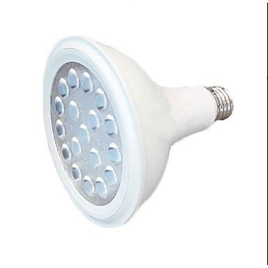 18W 600 lm تزايد المصابيح الكهربائية PAR38 الأضواء طاقة عالية LED المزدوج مصدر الضوء اللون أس 220-240V