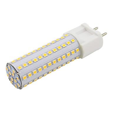 9W 180 lm G12 Becuri LED Bi-pin 108 led-uri SMD 2835 Alb Cald Alb Rece AC 85-265V