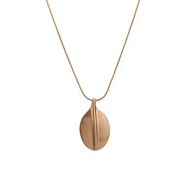 للمرأة للرجال قلائد الحلي مجوهرات Geometric Shape سبيكة هندسي أسلوب بانك هيب هوب Rock بيان المجوهرات مجوهرات من أجلحزب عيد ميلاد