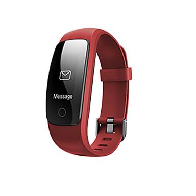 Slimme armbandWaterbestendig Verbrande calorieën Stappentellers Logboek Oefeningen Sportief Hartslagmeter Touch Screen Afstandsmeting