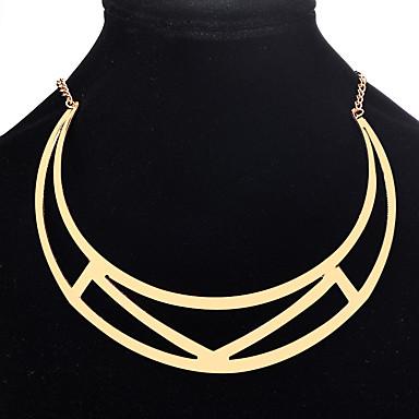 Damen Einzigartiges Design Halsketten Aleación Halsketten . Party Alltag Normal