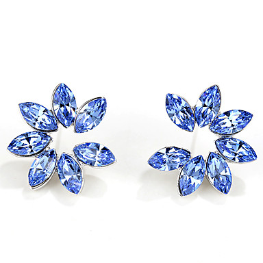 Pentru femei Bijuterii La modă Personalizat Euramerican Cristal Aliaj Bijuterii Bijuterii Pentru Nuntă Petrecere
