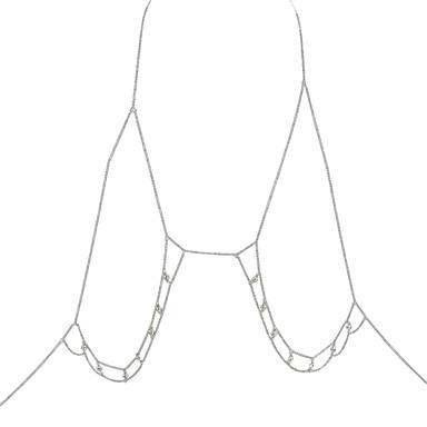 Dames Lichaamssieraden Body Chain / Belly Chain Modieus Legering Sieraden Voor Causaal