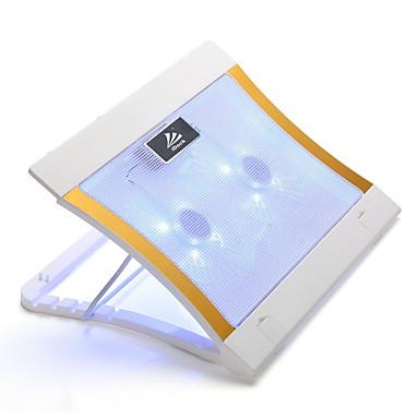 Stativ pentru laptop altele laptop Macbook Laptop Stați cu ventilator de răcire ABS