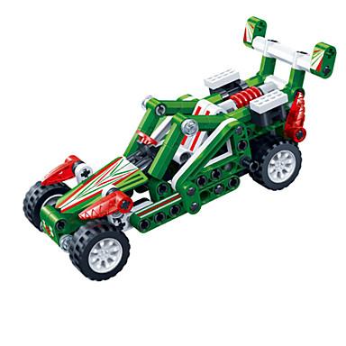 Spielzeug-Autos Bausteine Aufziehbare Fahrzeuge Anderen Pferd Rennauto Heimwerken Kreativ Rennauto Jungen Unisex Spielzeuge Geschenk