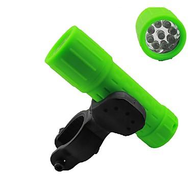 Koplamp fiets LED LED Wielrennen Gemakkelijk draagbaar LED Lamp AAA Lumens Batterij Natuurlijk wit Koel wit Kamperen/wandelen/grotten
