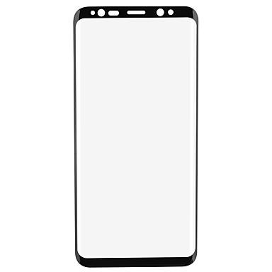 Screenprotector voor Samsung Galaxy S8 Plus Gehard Glas 1 stuks Volledige behuizing screenprotector High-Definition (HD) / 9H-hardheid