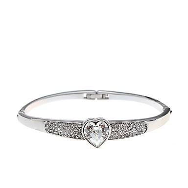 Dames Armbanden met ketting en sluiting Sieraden Natuur Modieus Vintage Met de hand gemaakt Kristal Legering Stervorm Sieraden Voor