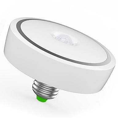12W 1100lm E26 / E27 مصابيح صغيرة LED T120 24 الخرز LED SMD 5730 الأشعة تحت الحمراء الاستشعار التحكم في الإضاءة جسم الإنسان الاستشعار