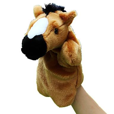 Fingerpuppen Puppen Stofftiere Spielzeuge Pferd Tier Tiere Tactel Kinder Stücke