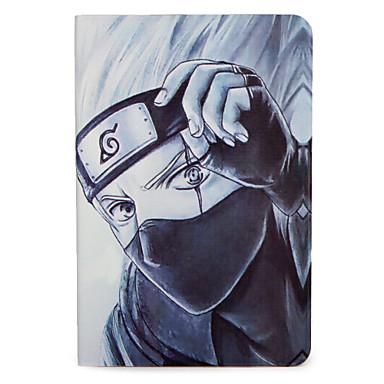 Hülle Für Apple iPad Air 2 iPad Air iPad 4/3/2 mit Halterung Flipbare Hülle Muster Ganzkörper-Gehäuse Cartoon Design Hart PU-Leder für
