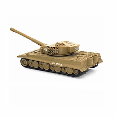 Speelgoedauto's Speeltjes Tank Speeltjes Tank Metaallegering Militair Stuks Unisex Geschenk