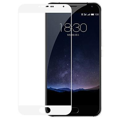 Screenprotector Meizu voor Meizu Pro 5 Gehard Glas 1 stuks Volledige behuizing screenprotector Krasbestendig High-Definition (HD)