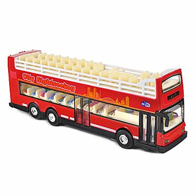 Spielzeug-Autos Spielzeuge Bus Spielzeuge Bus Metalllegierung Stücke Unisex Geschenk