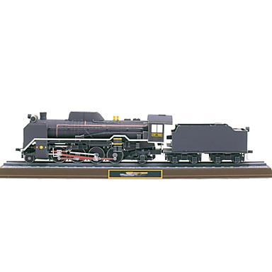 Spielzeug-Autos 3D - Puzzle Papiermodel Züge Spielzeuge Quadratisch Schleppe Heimwerken Hartkartonpapier keine Angaben Stücke