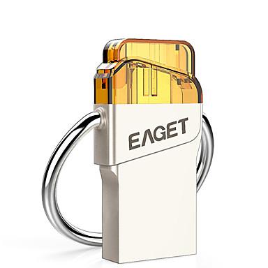 Eaget v66 32g otg usb 3.0 micro usb șoc rezistent la șoc flash disk u pentru Android telefon mobil comprimat