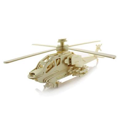 3D - Puzzle Metallpuzzle Holzmodelle Modellbausätze Flugzeug Heimwerken Naturholz Klassisch Kinder Erwachsene Unisex Geschenk