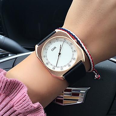 Pentru femei Ceas La Modă Ceas de Mână Ceas Casual Chineză Quartz / PU Bandă Lux Vintage Casual Elegant Negru Maro
