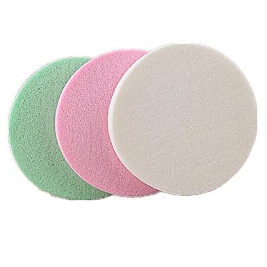 20 Stück Puderquasten/Kosmetikbürsten Rund  Puder Flüssigkeit Cream