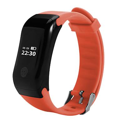 Smart-ArmbandLong Standby Verbrannte Kalorien Schrittzähler Übungs Tabelle Sport Herzschlagmonitor Touchscreen Distanz Messung