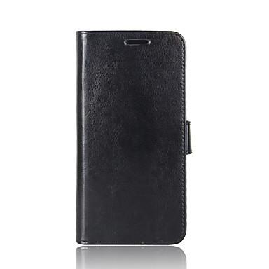 Maska Pentru Samsung Galaxy Note 8 Portofel Titluar Card Cu Stand Întoarce Magnetic Corp Plin Culoare solidă Greu PU Piele pentru Note 8