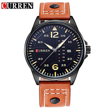 Bărbați Ceas Sport Ceas Militar  Ceas Elegant  Ceas Schelet Uita-te inteligent Ceas La Modă Ceas de Mână Unic Creative ceas Chineză Quartz