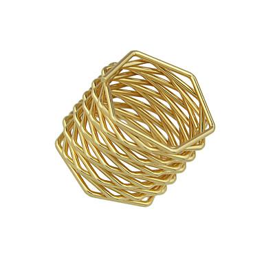 Damen Ring Grundlegend Aleación Schmuck Normal