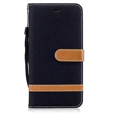 Maska Pentru Motorola Titluar Card Portofel Cu Stand Întoarce Carcasă Telefon Culoare solidă Greu PU piele pentru Moto G5 Plus Moto G5