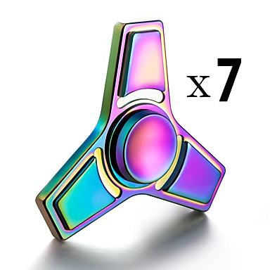 Spinner antistres mână Spinner Titirez Jucarii Jucarii Ring Spinner EDCStres și anxietate relief Focus Toy Birouri pentru birou