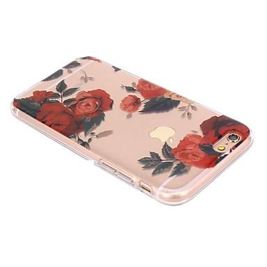 Hülle Für iPhone 7 iPhone 7 plus iPhone 6s Plus iPhone 6 Plus iPhone 6s iPhone 6 iPhone 5 iPhone 5c iPhone 4/4S Apple Transparent Muster