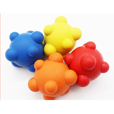 Katzenspielzeug für die Zahnungsphase Hundespielzeug für die Zahnungsphase Elasthan Gummi Für Hund Welpe