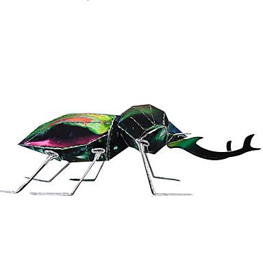 3D - Puzzle Papiermodel Quadratisch Insekt Heimwerken Hartkartonpapier Unisex Geschenk