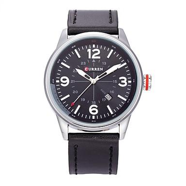Bărbați Ceas La Modă Ceas de Mână Unic Creative ceas Ceas Sport Ceas Elegant  Uita-te inteligent Chineză Quartz Calendar Rezistent la Apă
