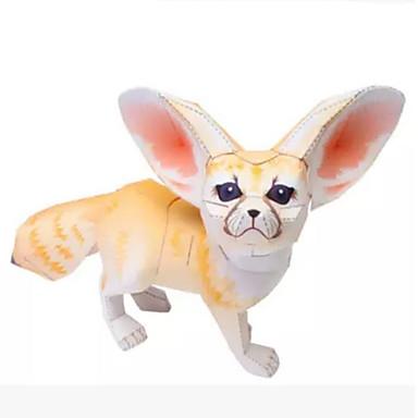 3D - Puzzle Papiermodel Papiermodelle Modellbausätze Tiere Simulation Heimwerken Hartkartonpapier Klassisch Kinder Unisex Geschenk