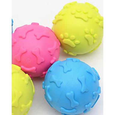 Kauknochen für Katzen Kauspielzeug für Hunde Langlebig Knochen Gummi Für Hund Welpe