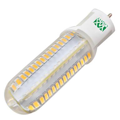 YWXLIGHT® 8W 850-950 lm G12 2-pins LED-lampen T 128 leds SMD 2835 Warm wit Koel wit Natuurlijk wit AC 220-240V