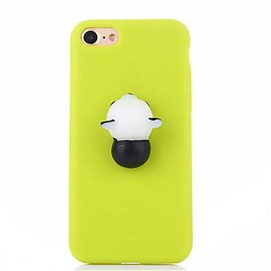 Fall für iphone 7 plus 7 squishy diy Stressentlastungsfall rückseitige Abdeckungsfall netter 3d Karikatur weicher tpu Fall für iphone 6 6s