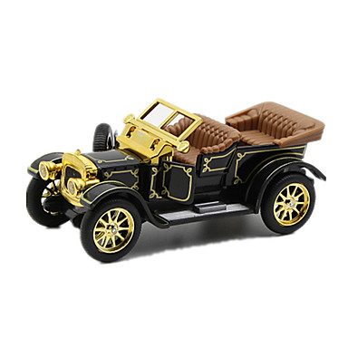 سيارة طراز سيارات السحب سيارة كلاسيكية ألعاب الموسيقى والضوء سيارة البلاستيك سبيكة معدنية قطع للجنسين هدية