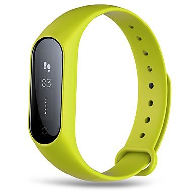 Brățară inteligent HHY2Plus for iOS / Android Touch Screen / Monitor Ritm Cardiac / Rezistent la Apă Sleeptracker / Ceas cu alarmă /