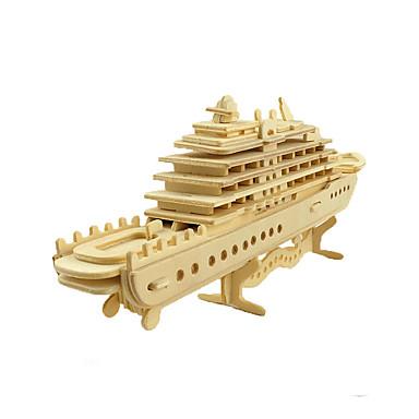 3D - Puzzle Holzpuzzle Holzmodell Spielzeuge Schiff 3D Heimwerken Simulation Holz keine Angaben Stücke