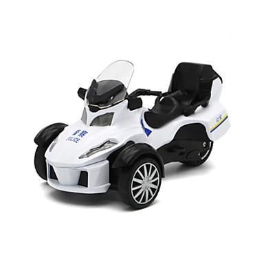 Jucării pentru mașini Plajă & Jucărie Nisip Toy Motociclete Jucarii pentru plaja Vehicul cu Tragere Motocicletă Mașini de Poliție Jucarii