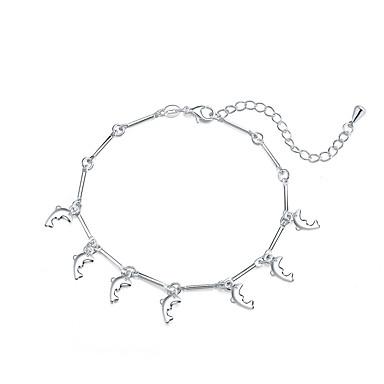 Dames Bedelarmbanden Modieus Verzilverd Dier Sieraden Dagelijks gebruik Kostuum juwelen