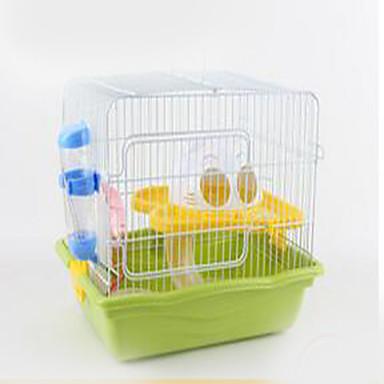 Knaagdieren Hamster Gaas Duurzaam Kooien Koffie Groen Blauw