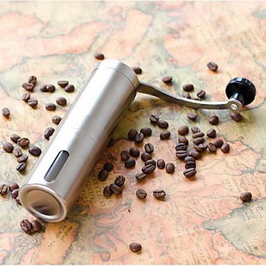 Handgemaakte grinders machine huishoudelijke mini koffiebonen roestvrijstalen afdichtingslijper