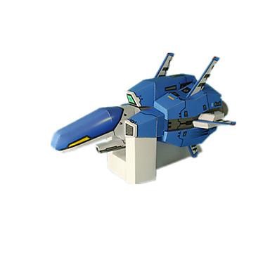 Puzzle 3D Puzzle Lucru Manual Din Hârtie Μοντέλα και κιτ δόμησης Aeronavă Luptător Navă Reparații Clasic Pentru copii Unisex Cadou